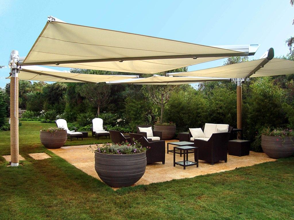 Struttura da giardino boom ferrara tende - Ikea tende da giardino ...